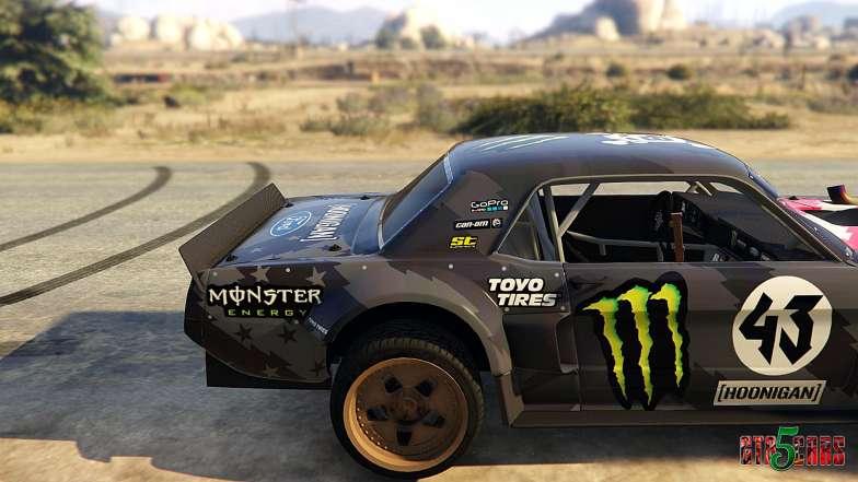 Ford Mustang Hoonicorn V2