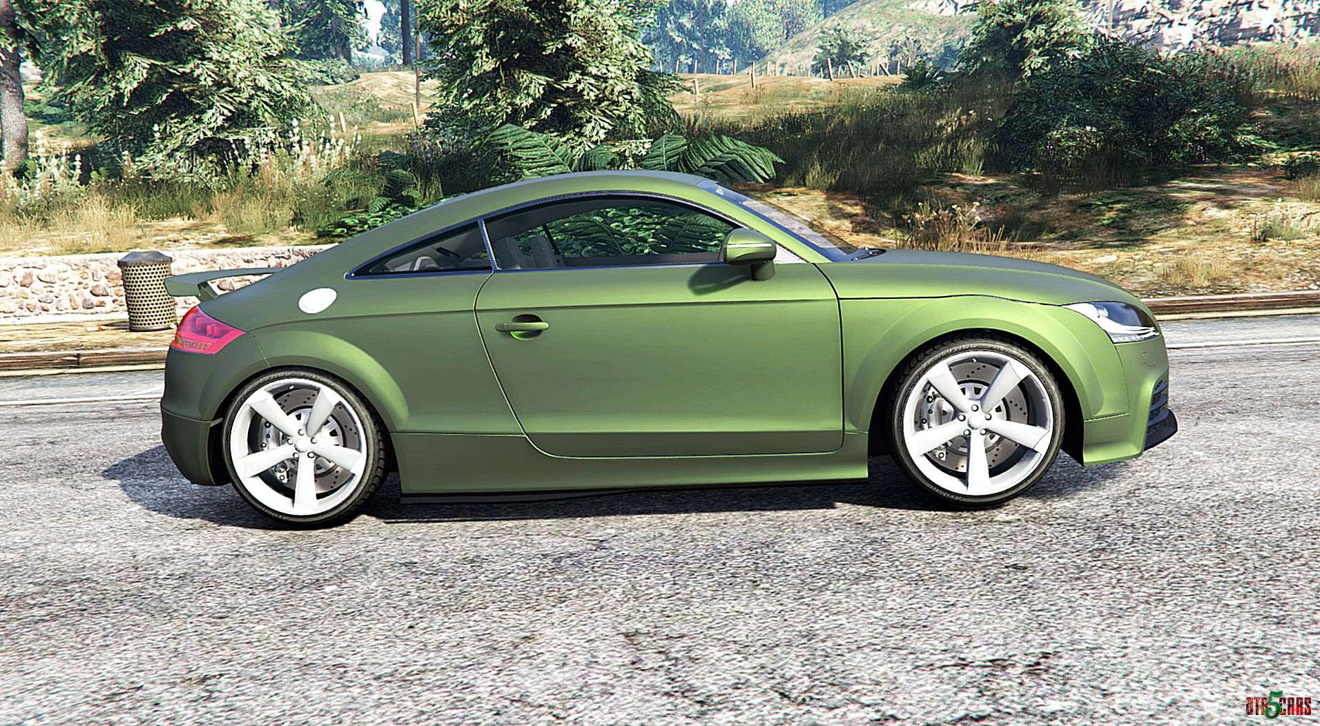 Audi TT RS (8J) 2013 v1.1 replace